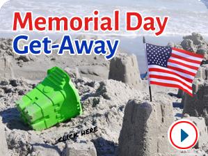 Memorial Day Get Away