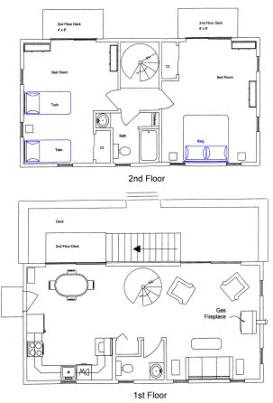 Crows nest linger longer by the sea for Crows nest house plans