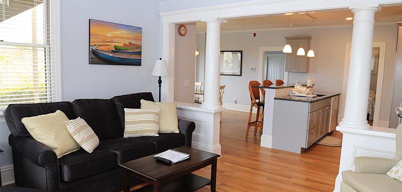 Oceanfront Apartment #3
