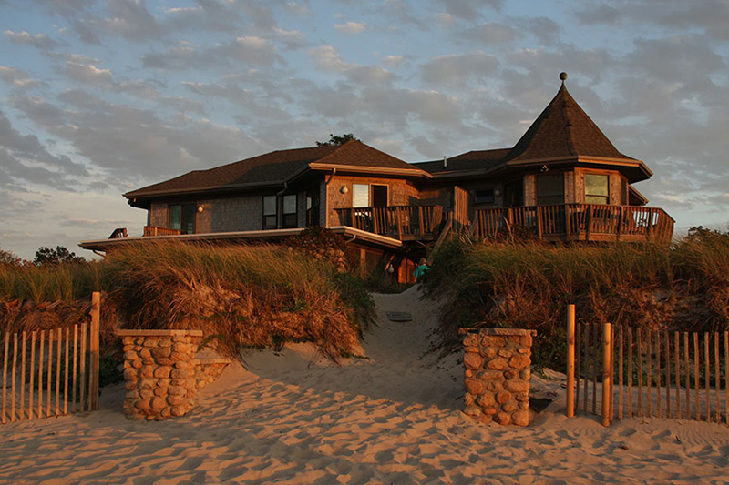 Waterfront Vacation rentals Linger Longer by the Sea